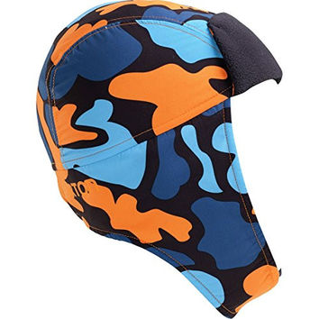 Burton Mini Trapper Hat - Kids' Mini Duck Hunt Camo, 4T