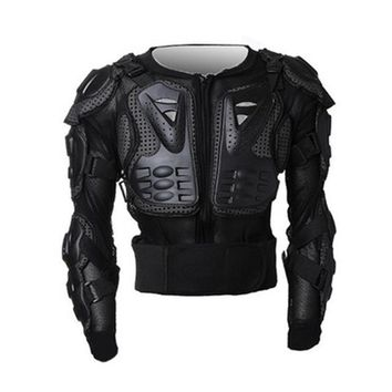 New SALETU Professional Motorbike/Motorcycle Body Protection Motocross Racing Body Armor Spine Chest Protective Jacket Gear
