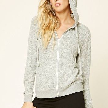 Fleece Zip-Up PJ Hoodie