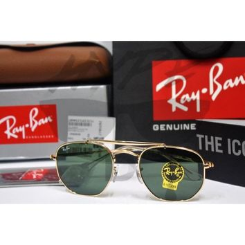 Authentic Ray Ban Marshal RB3648 001 54-21.