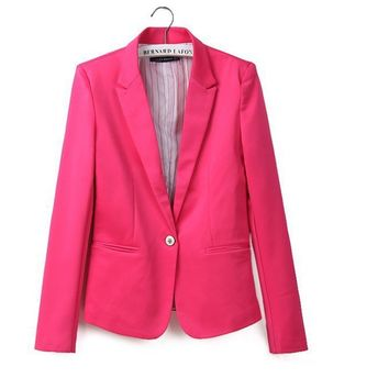 Stylish And Comfortable Women's Blazers