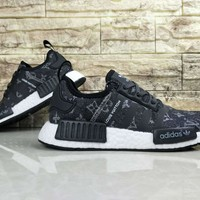 Louis Vuitton x Adidas NMD XR_1 Boost BA7263 40--45