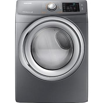 Samsung DV42H5200EP 7.5 cu. ft. Electric Dryer - Stainless Platinum