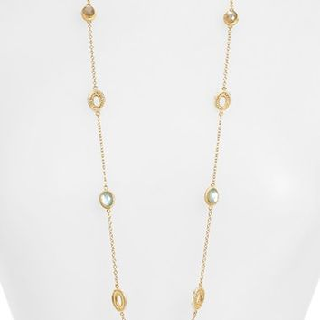 Women's Anna Beck 'Gili' Long Station Necklace