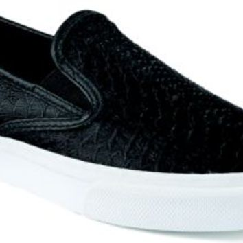 Sperry Top-Sider Cloud Python Slip-On Sneaker Black, Size 11M  Men's Shoes