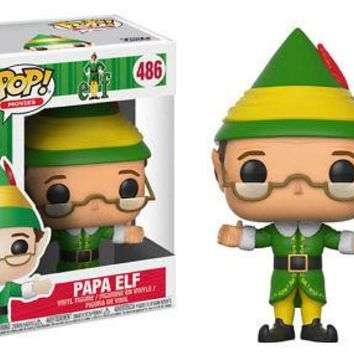 Funko Pop! Movies: Elf - Papa Elf Vinyl Figure