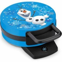 Disney Frozen Olaf Waffle Maker - Makes Olaf the Snowman Waffles