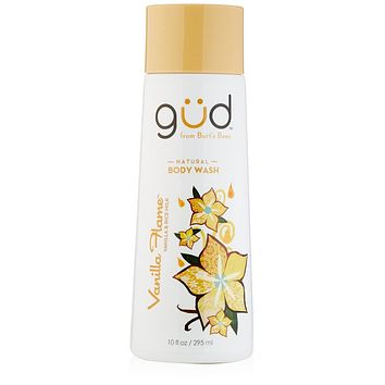 Gud Vanilla Flame Natural Body Wash