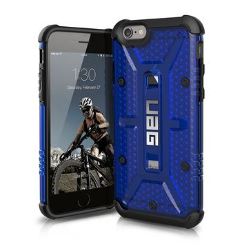 UAG iPhone 6 / iPhone 6s Feather-Light Rugged [COBALT] Military Drop Tested Case