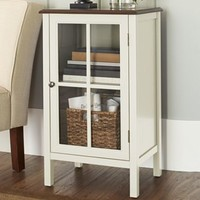 Cascade One Door Cabinet