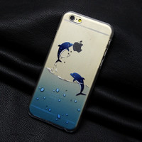 High quality PC Herd Case For iPhone 5 5s 6 4.7 Plus