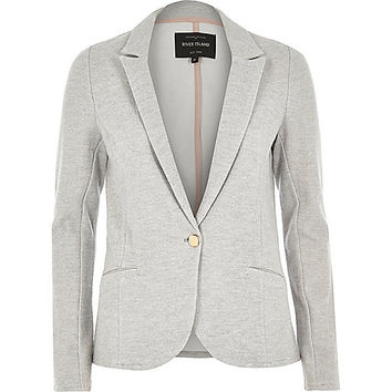 River Island Womens Light grey jersey from River Island Clothing