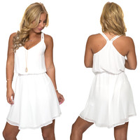All I Want Dress In Ivory