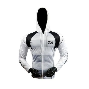 Hiking Shirt Combat Hot 2018 Men High Quality Outdoor Sportswear Original Creative Design Fishing Jersey Moisture Wicking Unique Hooded Clothing KO_15_1