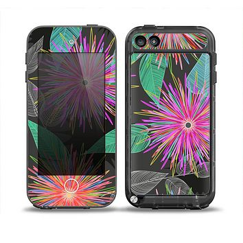The Bright Colorful Flower Sprouts Skin for the iPod Touch 5th Generation frē LifeProof Case