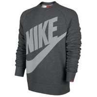 Nike AW77 Fleece Crew Logo 26 Deg - Men's