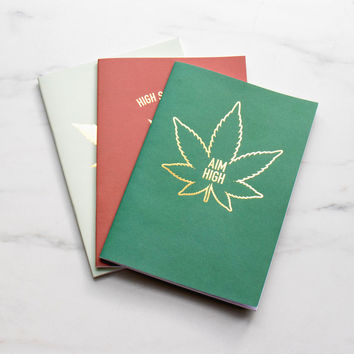 Aim High Notebook Trio | FIREBOX\u00ae