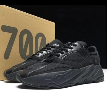 ADIDAS YEEZY BOOST 700 Tide brand retro men's and women's running shoes