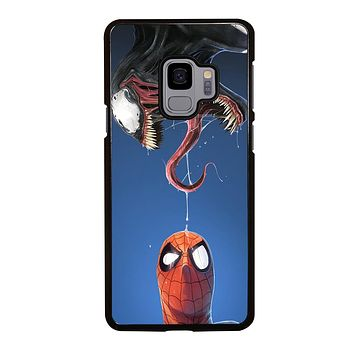 VENOM VS SPIDERMAN VILLAIN Samsung Galaxy S3 S4 S5 S6 S7 Edge S8 S9 Plus, Note 3 4 5 179