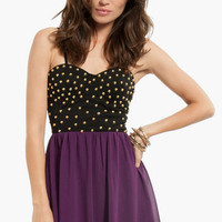 Studly Bustier Dress $36