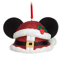 Disney Mickey Mouse Ear Hat Ornament - Christmas | Disney Store