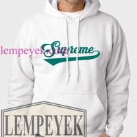 Supreme Hoodie Unisex Adult Size S-2XL Men And