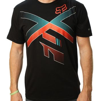 Fox Racing Men's High Speed Tech Graphic T-Shirt