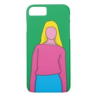 Lady iPhone 8/7 Case