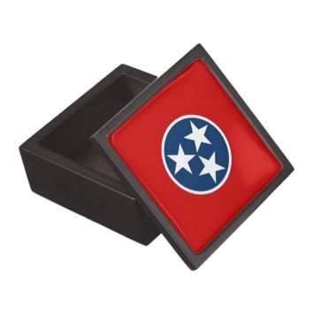 Tennessee State Flag Premium Gift Box