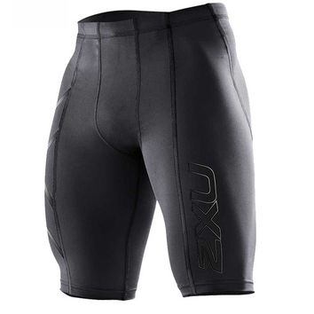 Brand Clothing 2xu Male Compression Shorts Board Bermuda Masculine Short Pants In Stock Quick-drying Free shipping