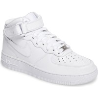 Nike Air Force 1 '07 Mid Sneaker (Women) | Nordstrom