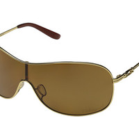 Oakley Collected™ Polarized Polished Gold w/Bronze Polarized - 6pm.com