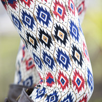 Diamond Patriot Leggings