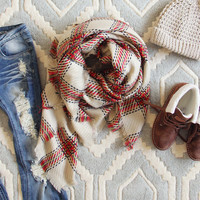 Wolf Creek Scarf