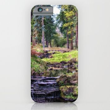 Life Flows iPhone & iPod Case by Vicki Field