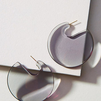 Rachel Comey Camille Hoop Earrings