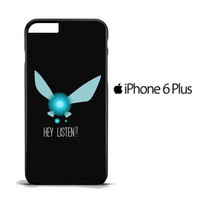 Hey Listen Navi Quotes A0629 iPhone 6 PLus Case