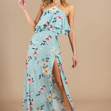 Perfect Florals Maxi Dress