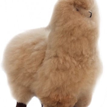 Alpaca Teddy Bears & other Animals- Soft, Plush, Hypo-Allergenic