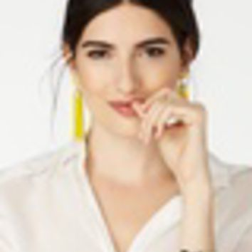 Piñata Tassel Drops-Yellow