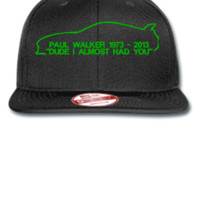 paul walker rip Beanie - New Era Flat Bill Snapback Cap