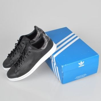 Adidas Stan Smith Trainers M17919 - Black