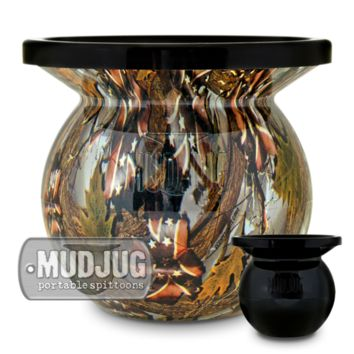 Confederate Camo Mud Jug™ + Free Black Mud Jug™