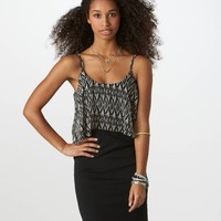 AE Layered Bodycon Dress | American Eagle Outfitters