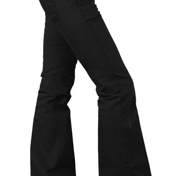 Raven Sierra Trousers in Black