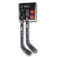 Franklin Sports NHL 2-Piece Hockey Stick And Ball Set - Philadelphia Flyers
