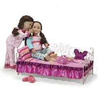 "Our Generation Scrollwork Bed For 18"" Dolls"