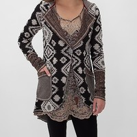 Gimmicks by BKE Southwestern Cardigan