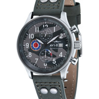 Hawker Hurricane Camo Dial Watch, 49mm