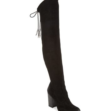 Dolce Vita 'Chance' Over the Knee Stretch Boot (Women) (Narrow Calf) | Nordstrom